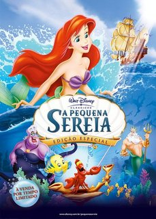 Download A Pequena Sereia DVDRip Dublado