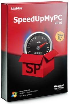 Uniblue SpeedUpMyPC 2010 4.2.7.5