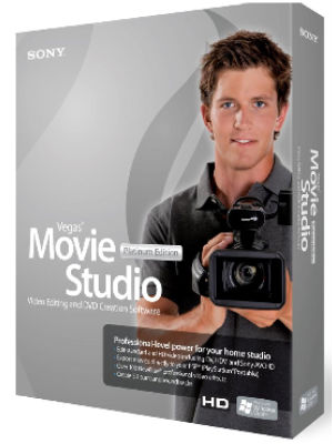 Download Sony Vegas Movie Studio Platinum HD V10.0