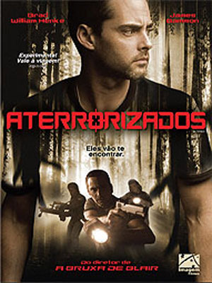 Download Aterrorizados DVDRip Rmvb Dublado
