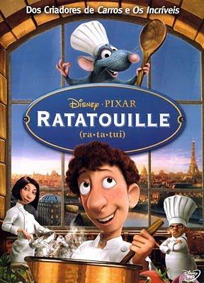 Filme Poster  Ratatouille DVDRip RMVB Dublado