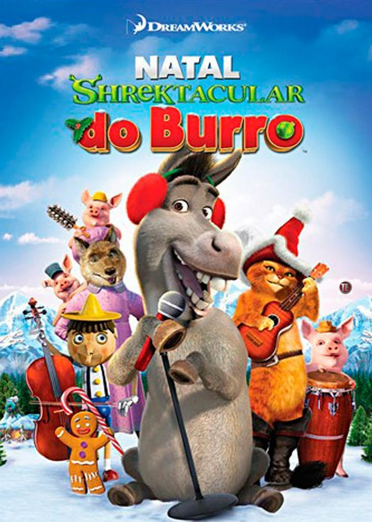 Download Natal Shrektacular do Burro DVDRip Dublado