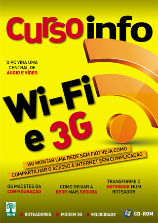 Download Curso Info Wi-Fi e 3G 2010