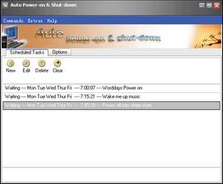 Auto Power-on & Shutdown v2.03