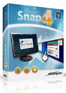 Ashampoo Snap – Grave vídeos e imagens da tela do seu PC