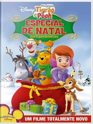 Meus Amigos Tigrão e Pooh Especial de Natal dos Superdetetives