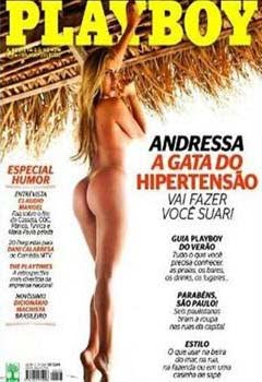 Download Playboy Andressa Ribeiro Janeiro 2011
