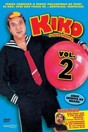 Download Kiko e Sua Turma DVDRip Volume 02