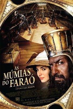 Download As Múmias Do Faraó DVDRip Dual Audio