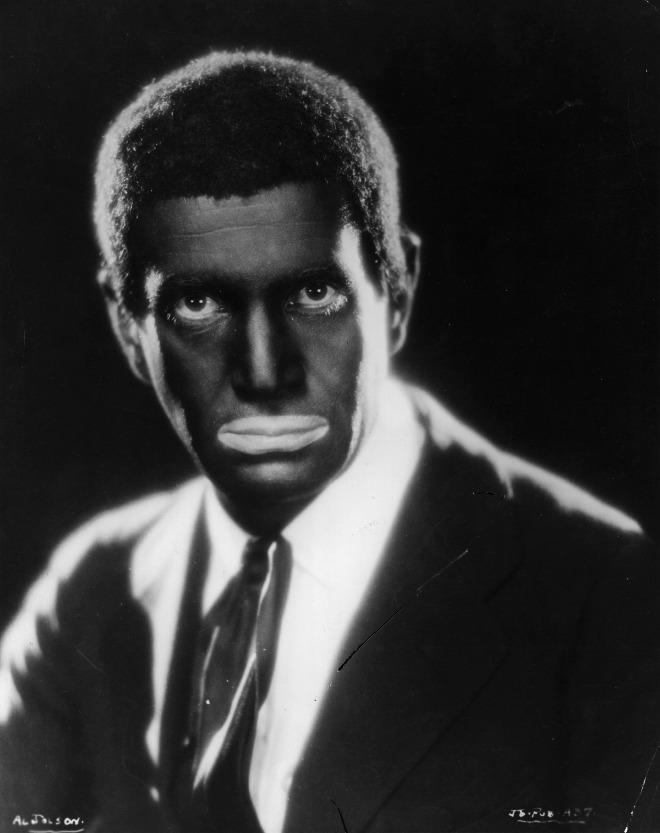Bing Crosby Blackface Stock market crash.