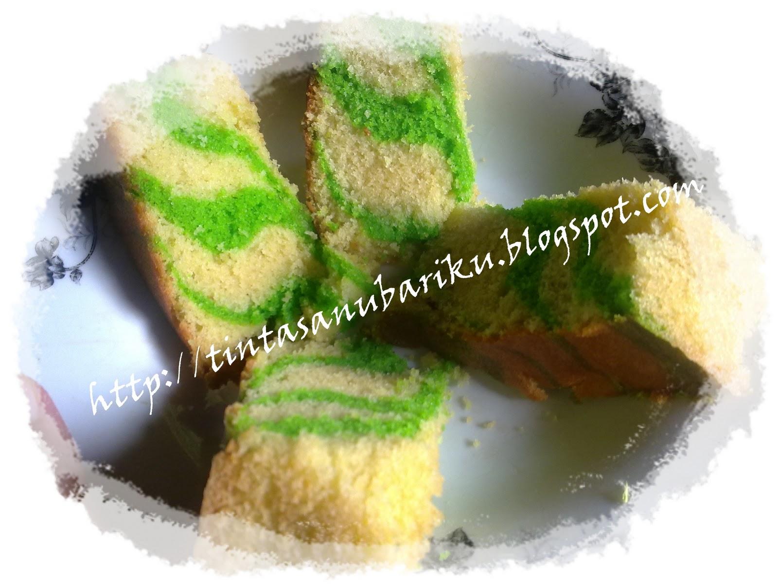 Resepi Kek Gulung - dari dapur kecilku