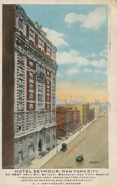 Hotel Seymour New York