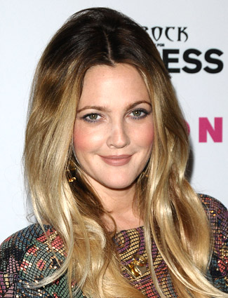 drew barrymore hair. Drew Barrymore; Drew Barrymore