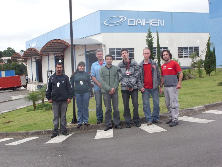 Treinamento Daiken UFT - 12/11/2010