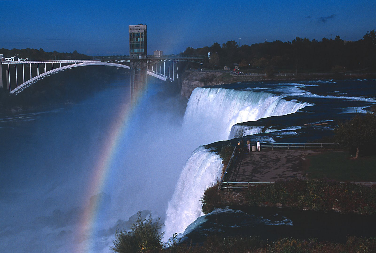 Best place for vacation and travel niagara waterfall for Best vacation places in the world