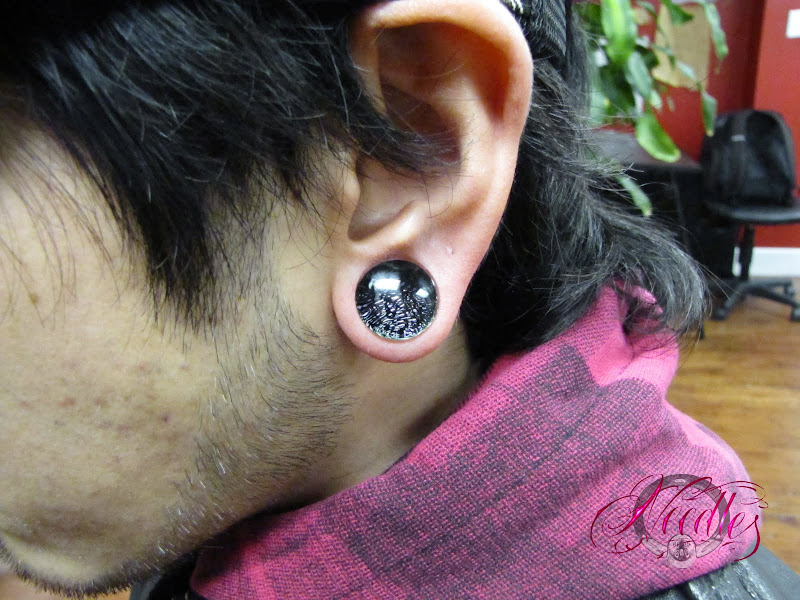 DICHROIC PLUGS title=
