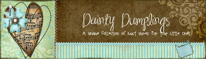 Dainty Dumplings
