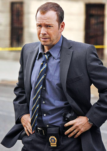 Det danny reagan for What happened to danny s wife on blue bloods