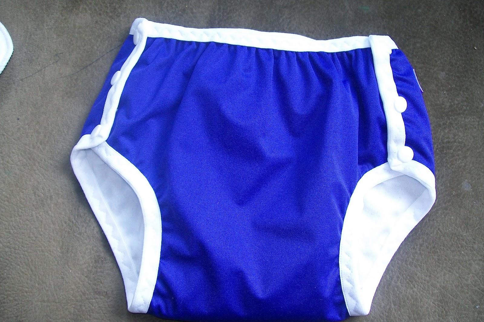 Snap ez cloth training pants review