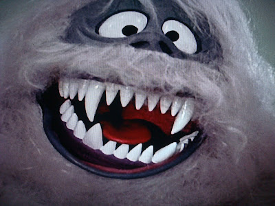 Rudolph the red nosed reindeer snow monster - photo#26
