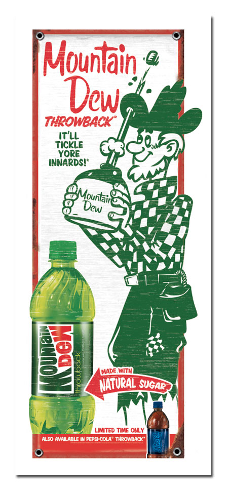 mountain dew company analysis Mountain dew hit a 1-year high mark  mountain dew sees brand-awareness peak  that were created specifically to tout the dew brand, the company told.