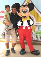 Marco, Papà e Topolino