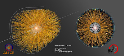 LHC experiment ALICE