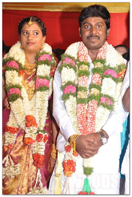 Actor Vijay's marriage photos