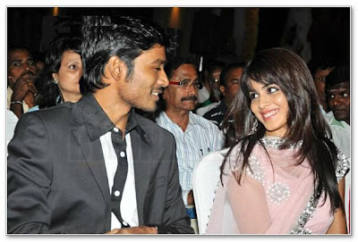 Dhanush and Jeniliya stills