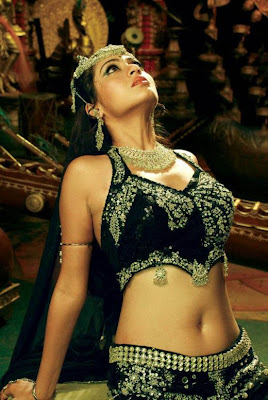 Heroine Sada hot stills