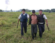 Arrest in Guatemala