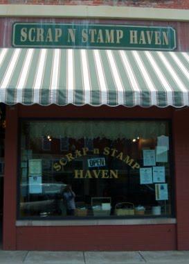 Scrap n Stamp Haven Newsletter