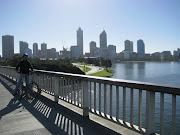 Lekker fietsen in Perth