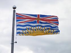Vlag van British Columbia