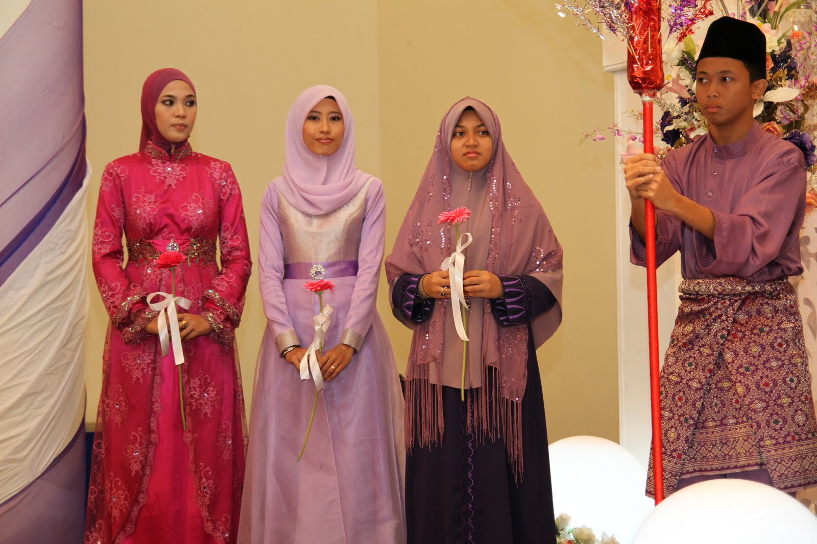 Baju Bridesmaid