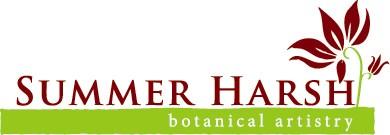 Summer Harsh Botanical Artistry