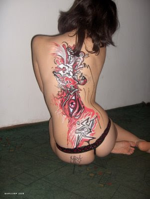 GRAFITY ON GIRLS
