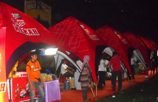 Gudang Garam Merah Festival 2010
