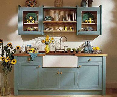 BlueBelfast SinkCabinet Sink Cabinet