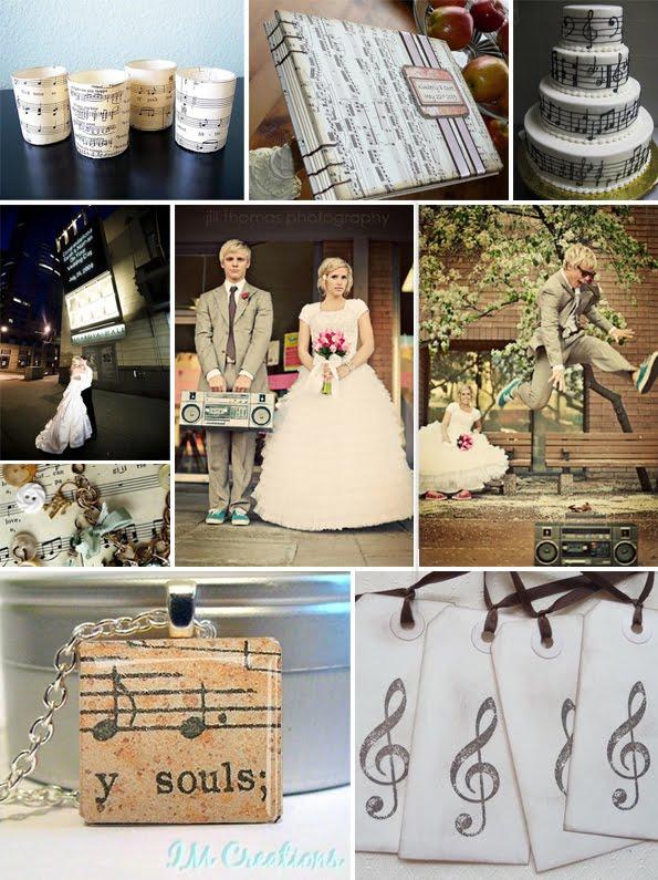 Стили музыки для свадьбы