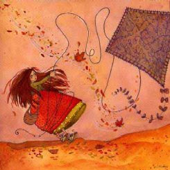 Ilustraciones de Lili Gribouillon