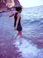 Y esquivarle un poco a las olas.