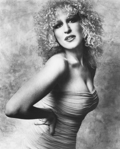 Gay holiday!!!! Better Midler, the Divine Ms. M., is 65 today!