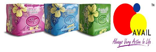 Cotton Herbal Sanitary Pads