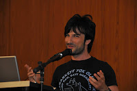 Tarkan at Ilisu Summit in Berlin