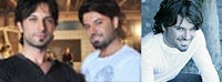 Emir and Tarkan side by side