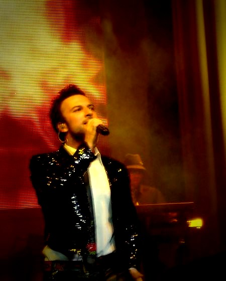 Tarkan at the Harbiye, 2006