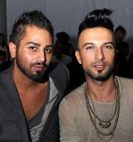 Tarkan and publicist Avo Yermagyan