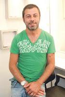 Tarkan's hairstylist Yildirim Ozdemir