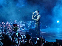 Tarkan in Moscow, 21 November 2009